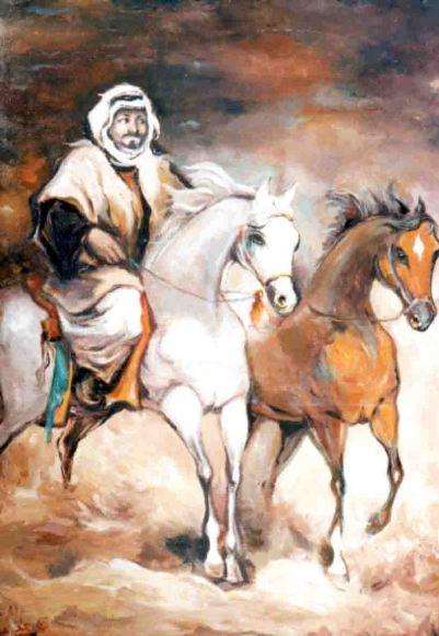 لكل يوم لوحة فنية - صفحة 12 Abdali